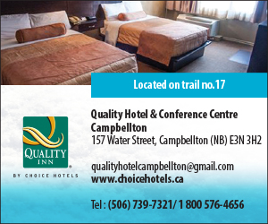 Quality Hotel & Conference Centre - Campbellton
